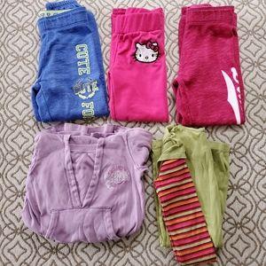 Bundle clothes 5t